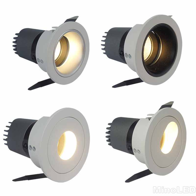 Hotel LED COB Spotlight/Guest Room Downlight 7W12W